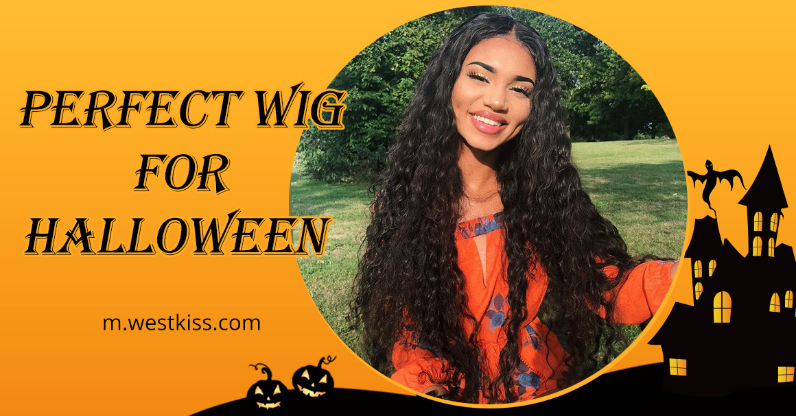 Perfect Wig For Halloween