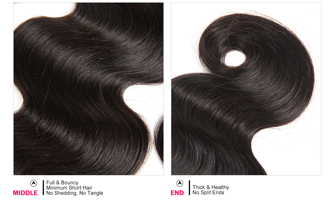 Body Wave Weaves