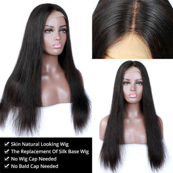 Introduction Of PU Thin Skin Wig